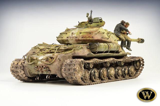 Man Cave Show Tank : The man cave soviet is heavy tank protoype