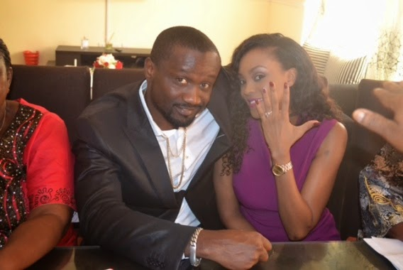 Ifeoma Umeokeke wed Jude Okoye at Ikoyi Registry