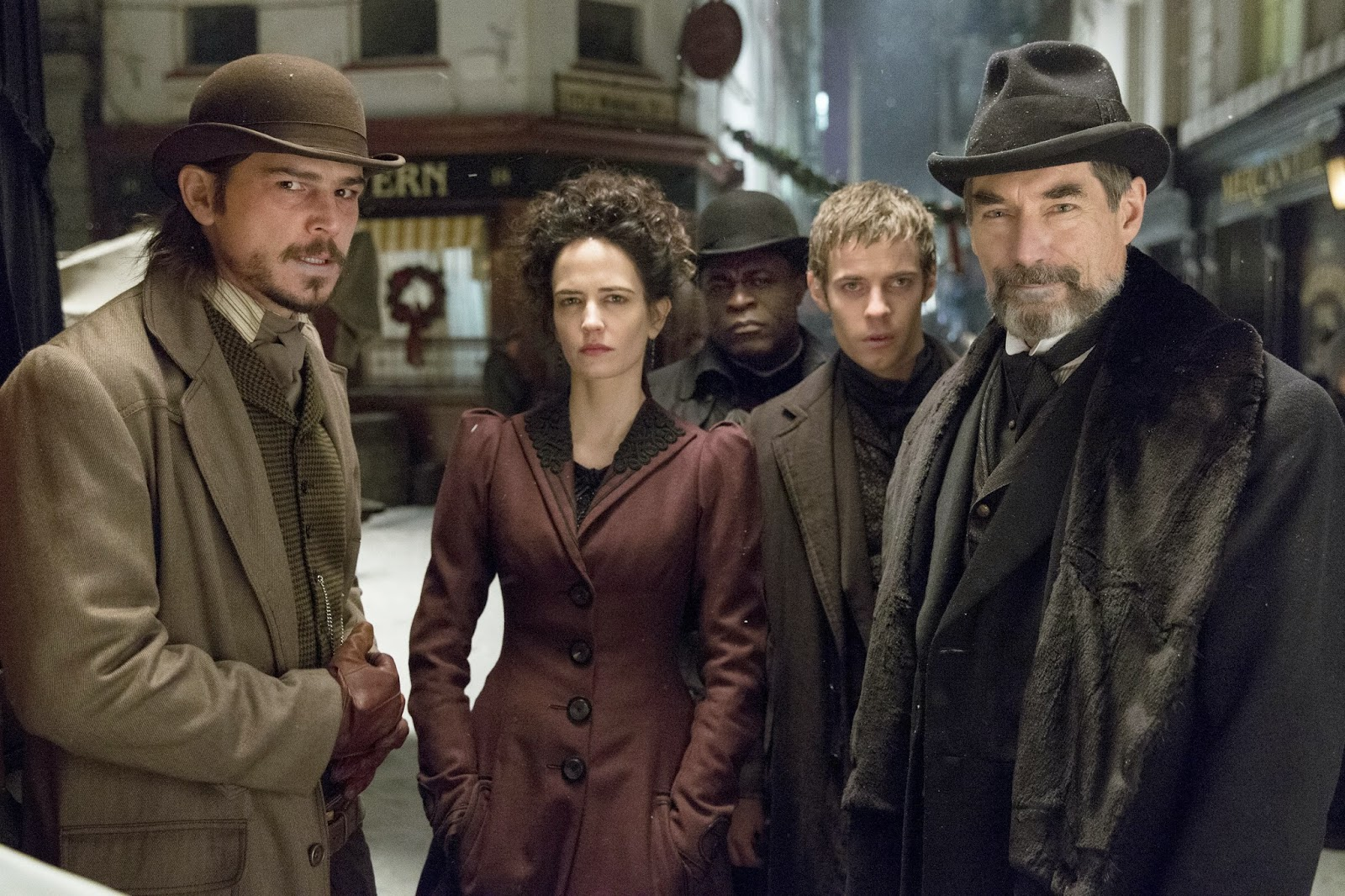 Penny Dreadful - Episode 1.08 - Grand Guignol - Promotional Photos