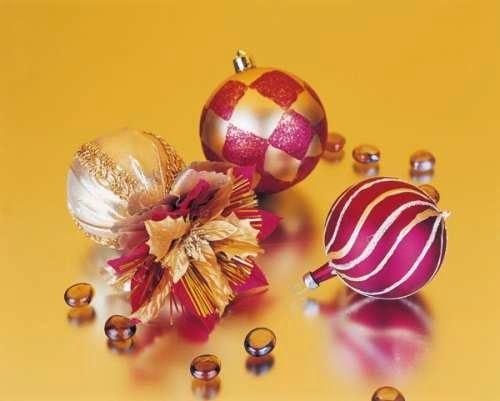 bonitos adornos de las navidades