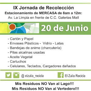 Programa El Zulia Recicla