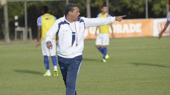 O Cruzeiro, de Vanderlei Luxemburgo, busca consolidar reação contra o Palmeiras