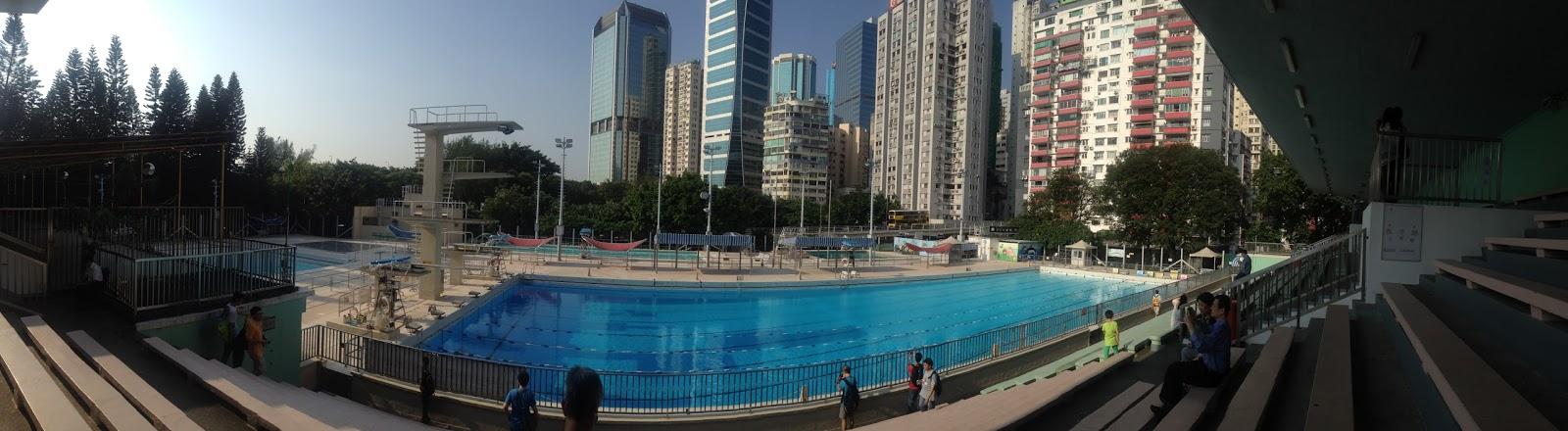 Iceblog Tribute To Victoria Park Swimming Pool