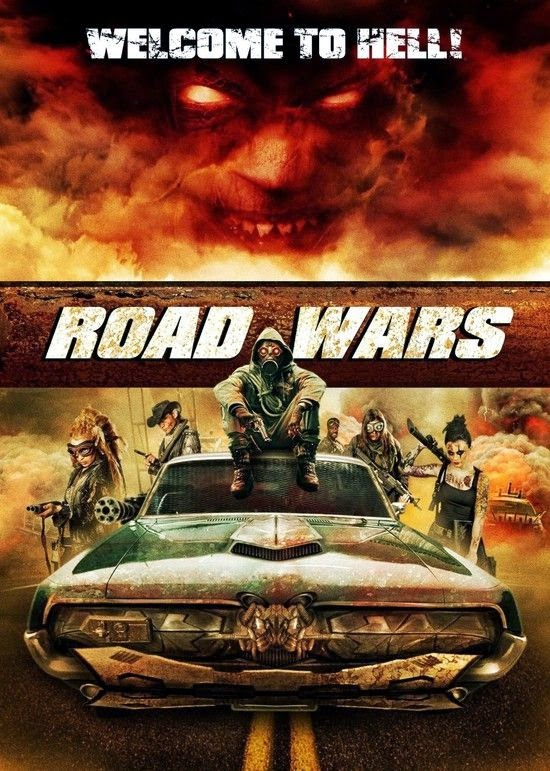 Baixar Filme Guerras na Estrada Dublado Torrent