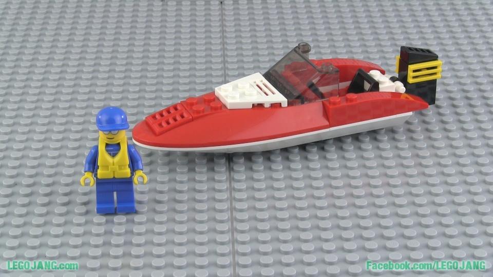 Minecraft Speedboat Build Battle