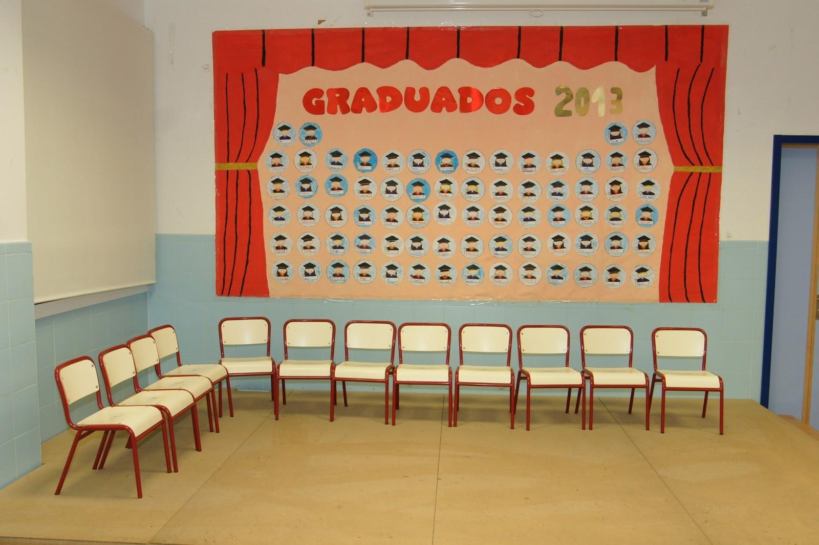 Escenarios De Graduacion Para Ninos