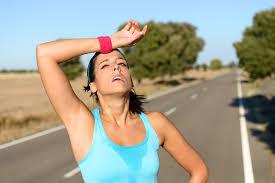 revolusiilmiah.com - Olahraga berlebihan dapat menyebabkan dehidrasi