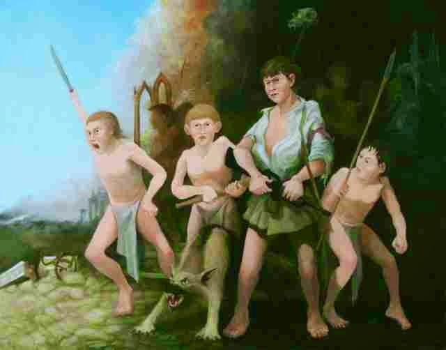 Мифология и история. Patrick E Hiatt