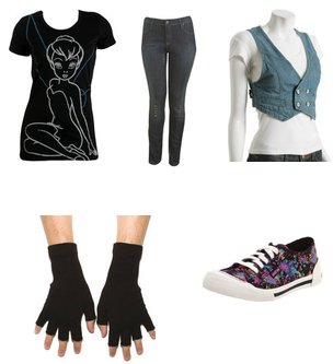 Emo Lifestyle Emo Dress Style For Girls