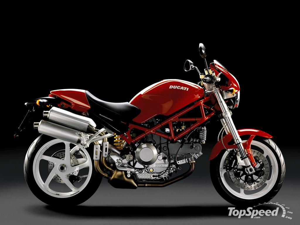 Free The Wheels     Ba Ducati Monster S2r