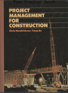 Download Project Management for Construction Book
