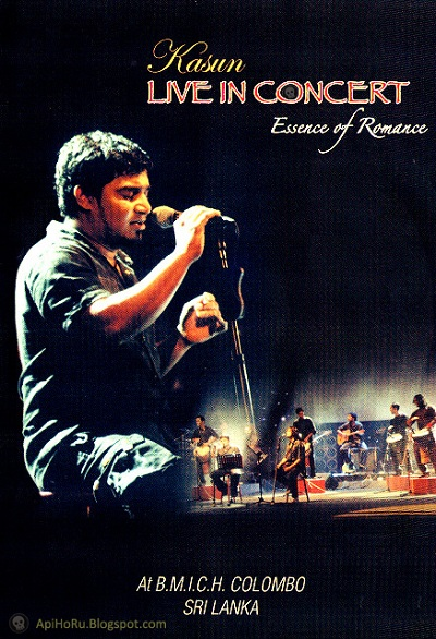 The Romantic Opera Kasun Kalhara Live In Concert