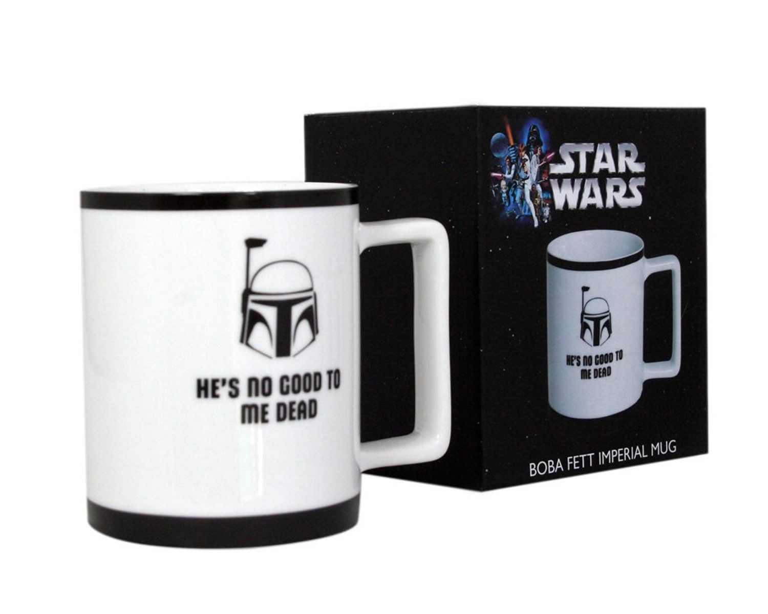 funny coffee mugs and mugs with quotes star wars boba. Black Bedroom Furniture Sets. Home Design Ideas