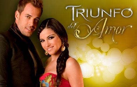 Novela Triunfo Del Amor a Quot Triunfo Del Amor Quot