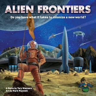 Recensione: Alien Frontiers