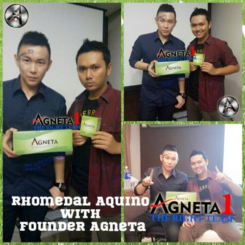 Rhomedal Aquino The Master Indonesia