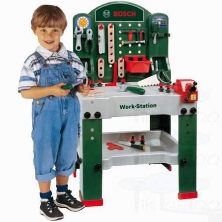 Speelgoed gereedschap