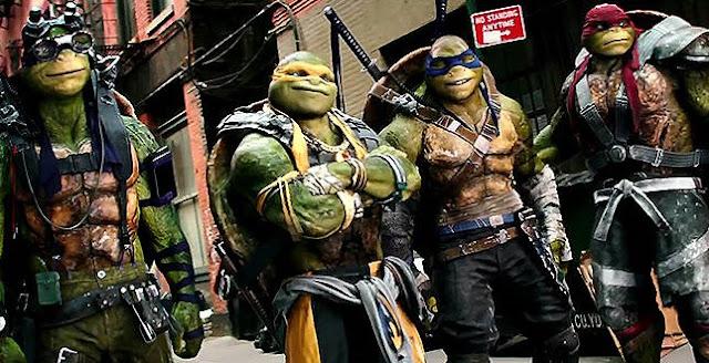 Primeiro trailer de As Tartarugas Ninja 2: Fora das Sombras tem Casey Jones e novos vilões