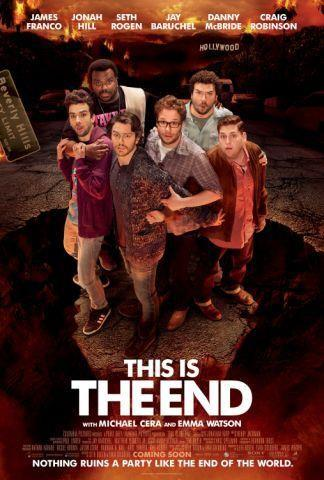 Ver This is the end (Juerga hasta el fin) (2013) Online Latino pelicula online