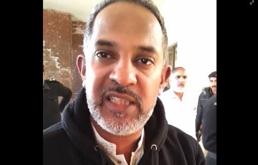 Rezim Raheel-Nawaz Menangkap Saad Jegranvi, Ketua Komite Kontak Pusat Hizbut Tahrir Pakistan