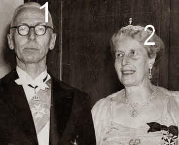 Oskar et Ina Maria de Prusse