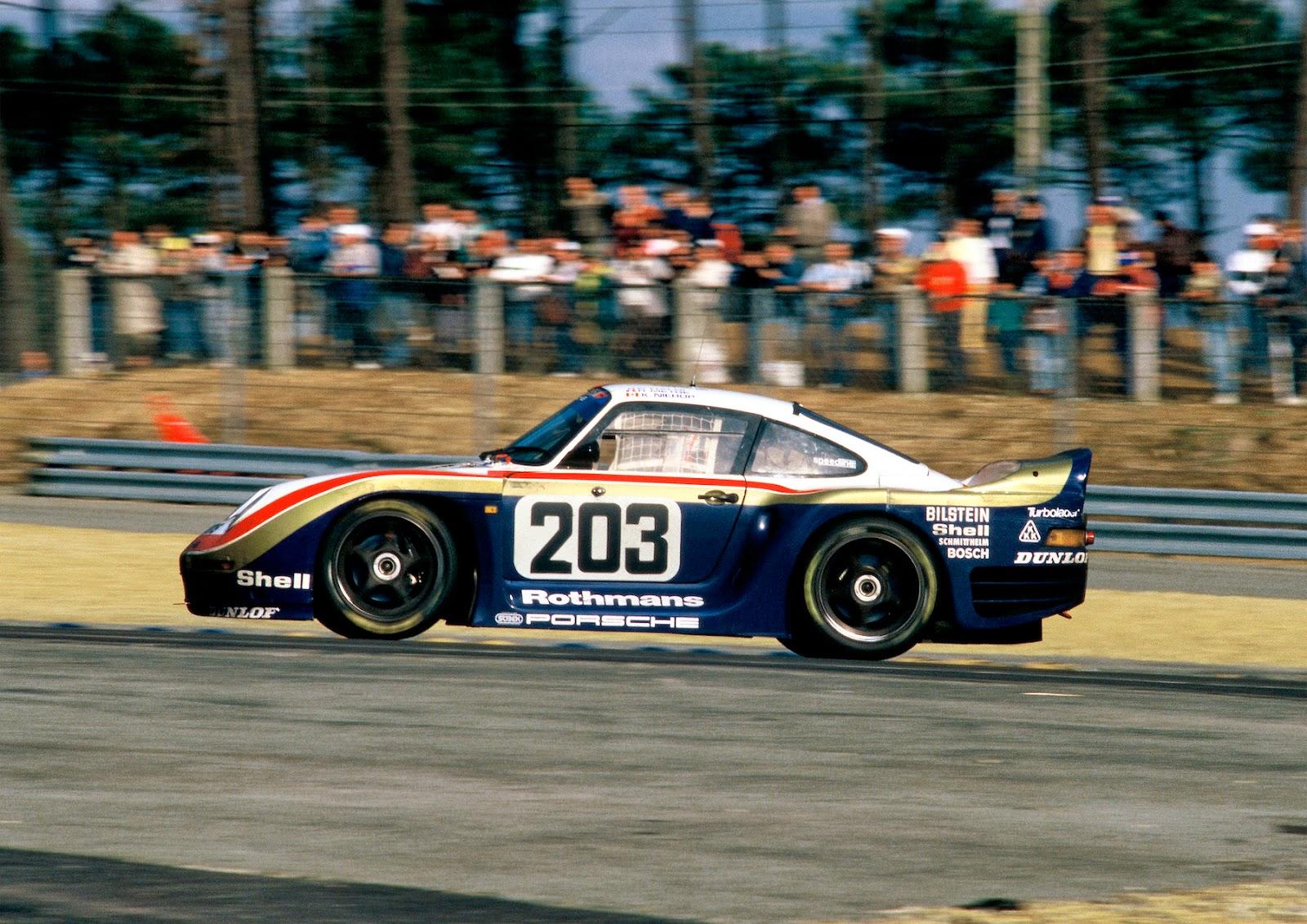 1987 - Porsche 961