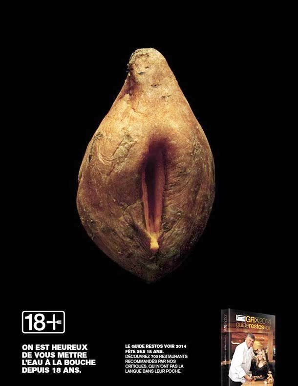 Porno Advertising 8