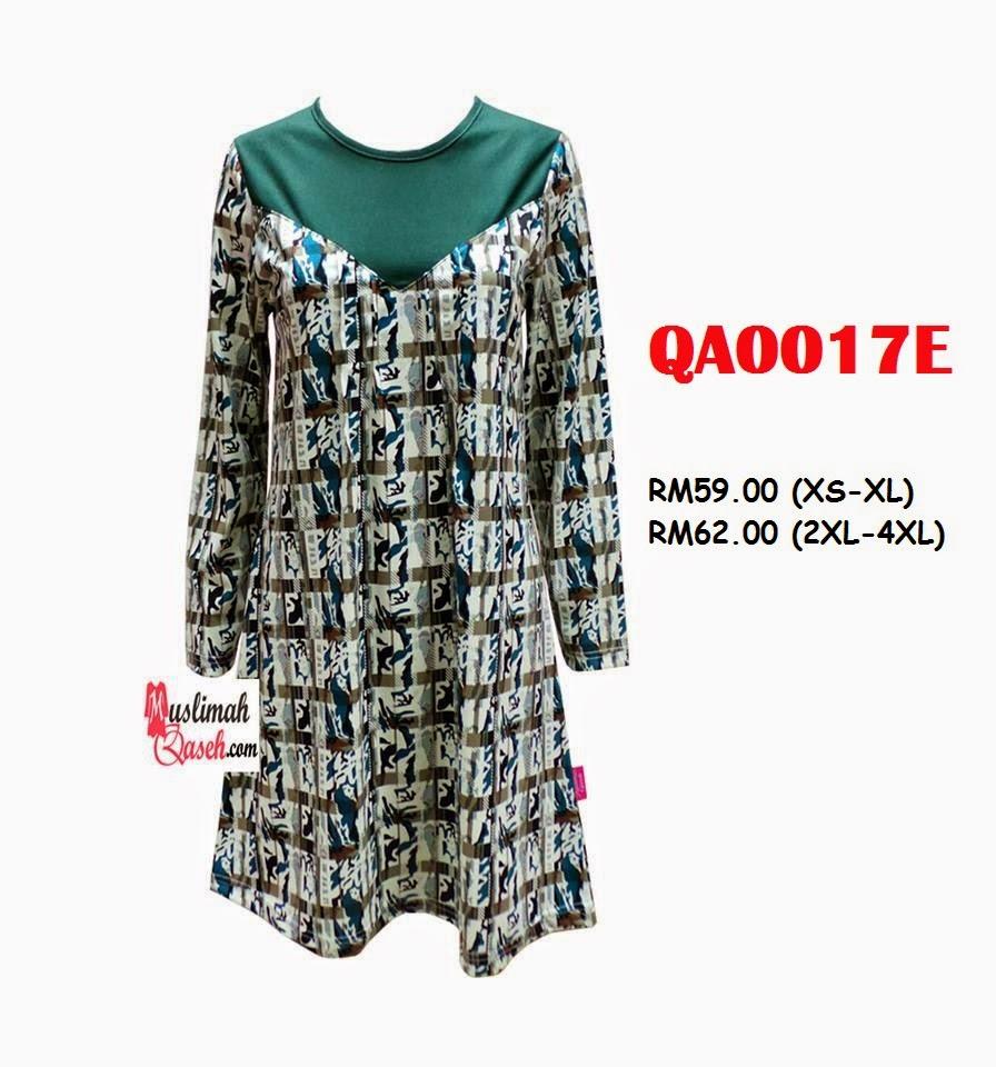 T-Shirt-Muslimah-Qaseh-QA0017E