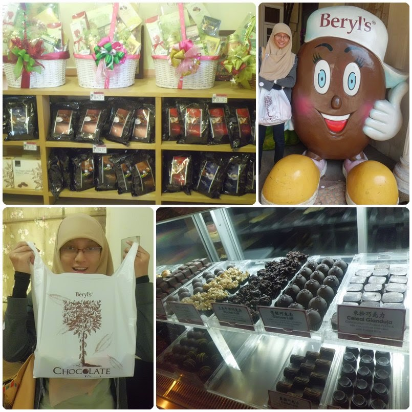 beryl s chocolate target market Beryl's chocolate and confectionery used that give the chocolate the taste therefore, beryl's chocolates has not established a target market for its.