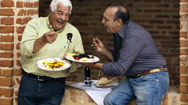 Two greedy italians eat italy riccardinos food for Antonio s italian cuisine