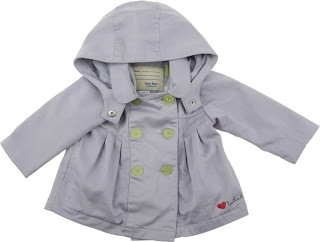 grey girls jacket