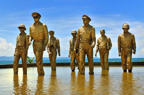 Gen. Douglas MacArthur Landing Memorial