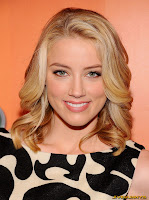 Amber Heard 2011 NBC Upfront at The Hilton Hotel