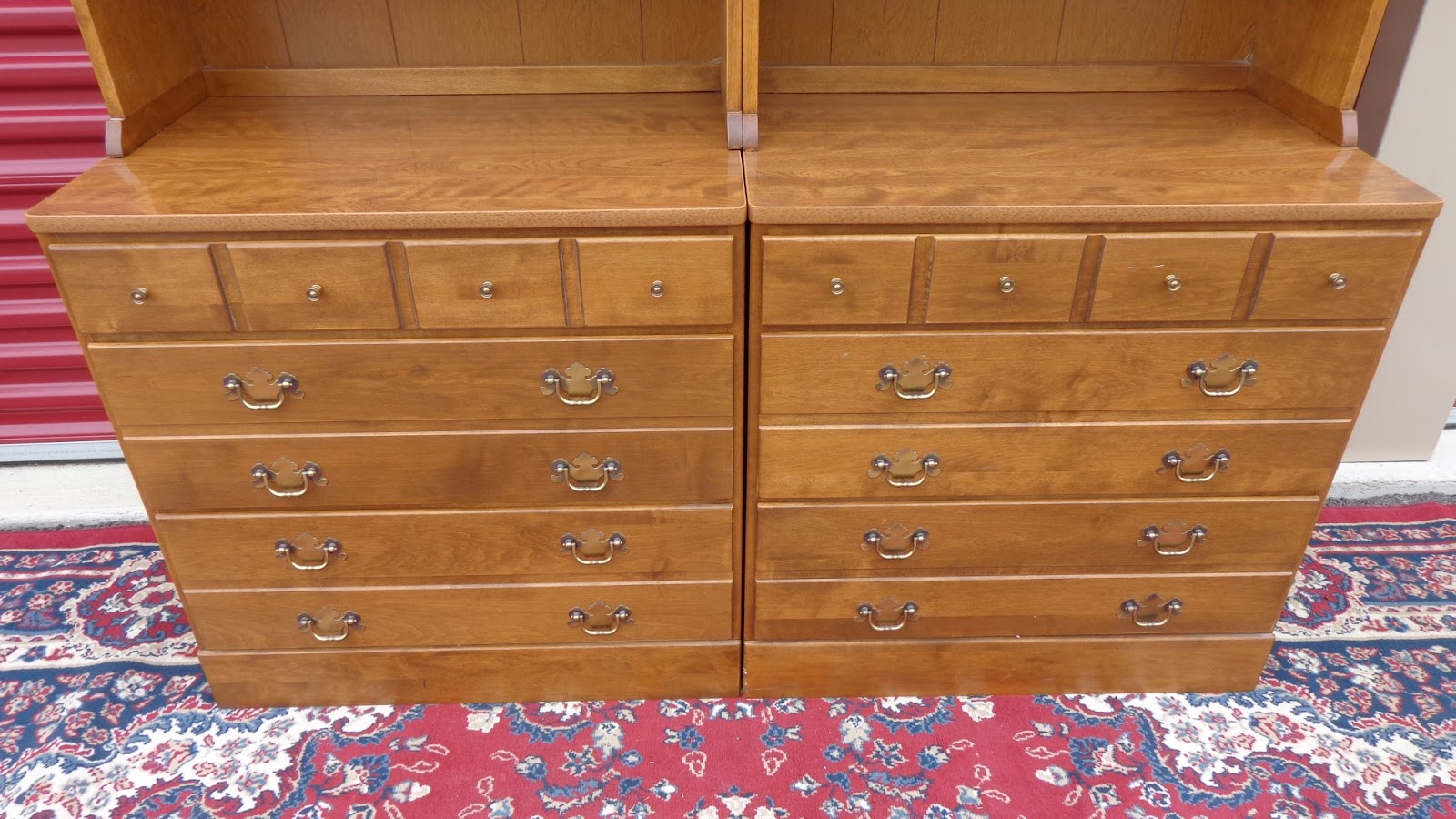 Heirloom Ethan Allen Bedroom Set EBay