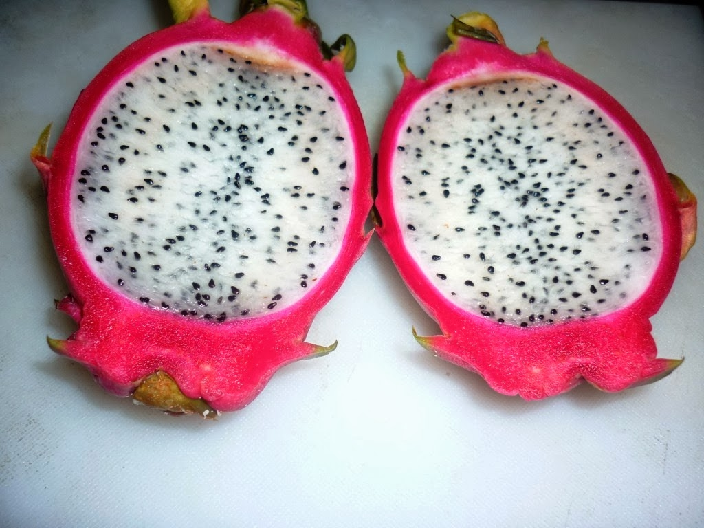 How to eat Dragon Fruit