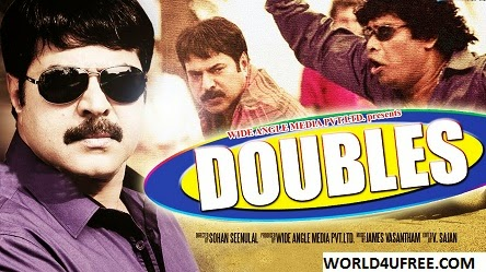 Double Mazaa (Doubles) 2015 Hindi Dubbed WEBRip 350mb