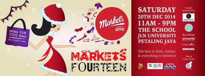 Christmas Shopping, Markets @ The School, Jaya One, Markets @ Jaya One, Markets Fourteen, Jaya One, The School