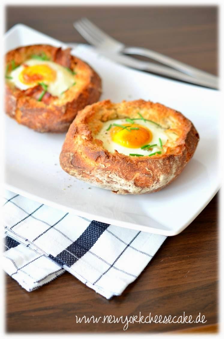 Brunch, Frühstück, Ei, Brot