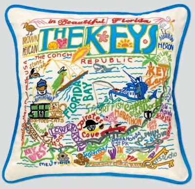 Florida Keys Pillow