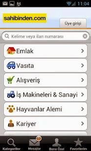 Android sahibinden.com Apk resimi 3