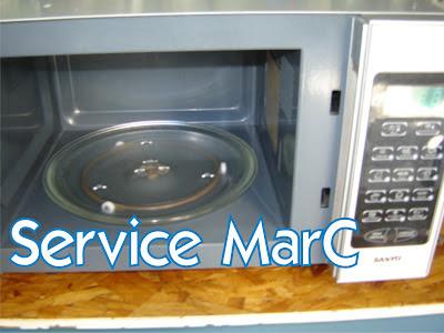 Service bgh microondas
