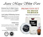 AURA MAYA SKIN CARE NEW FORMULA!!!