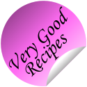 My blog is featured on Very Good Recipes