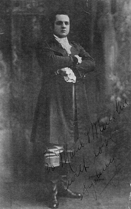 GREAT AMERICAN TENOR SYDNEY RAYNER (1895 - 1981) CD
