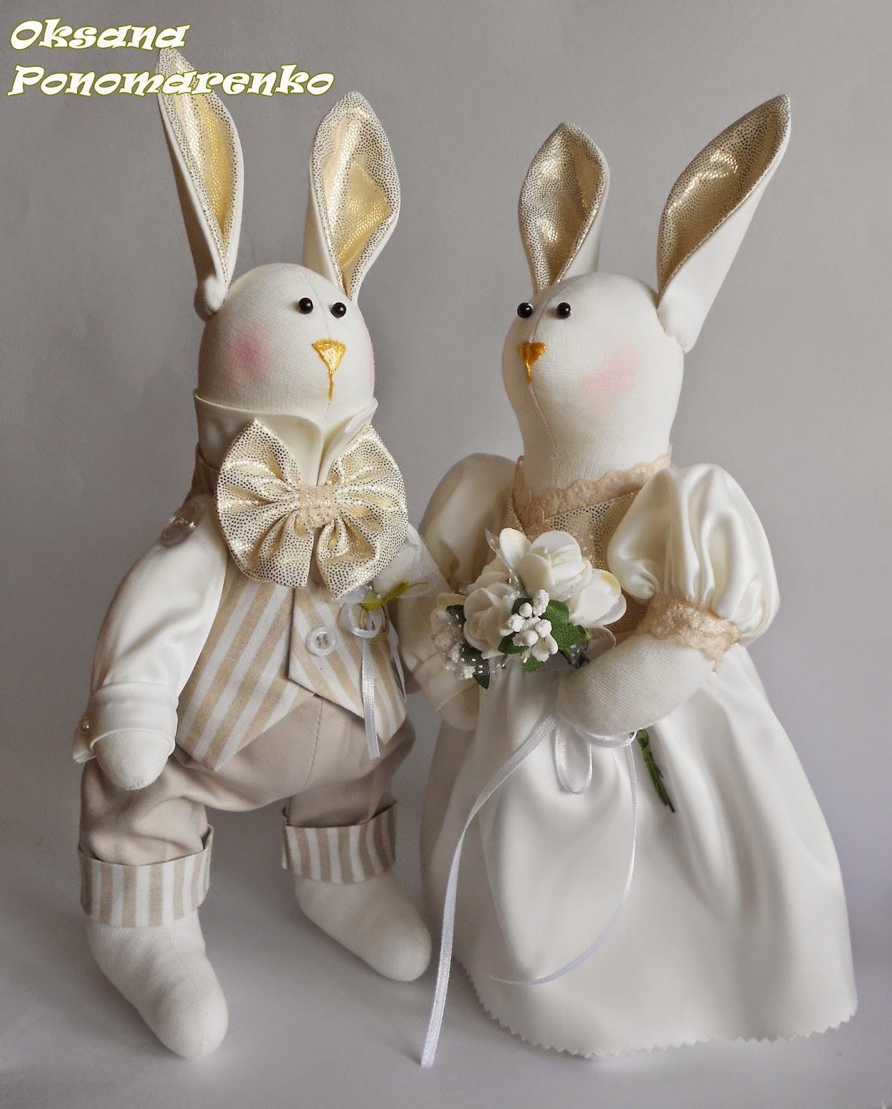 заяц,свадьба