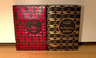 Lesedetektiv-Wie Blut so rot und Wie Sterne so golden
