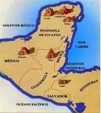 Cultura maya ubicaci n geogr fica for Cultura maya ubicacion