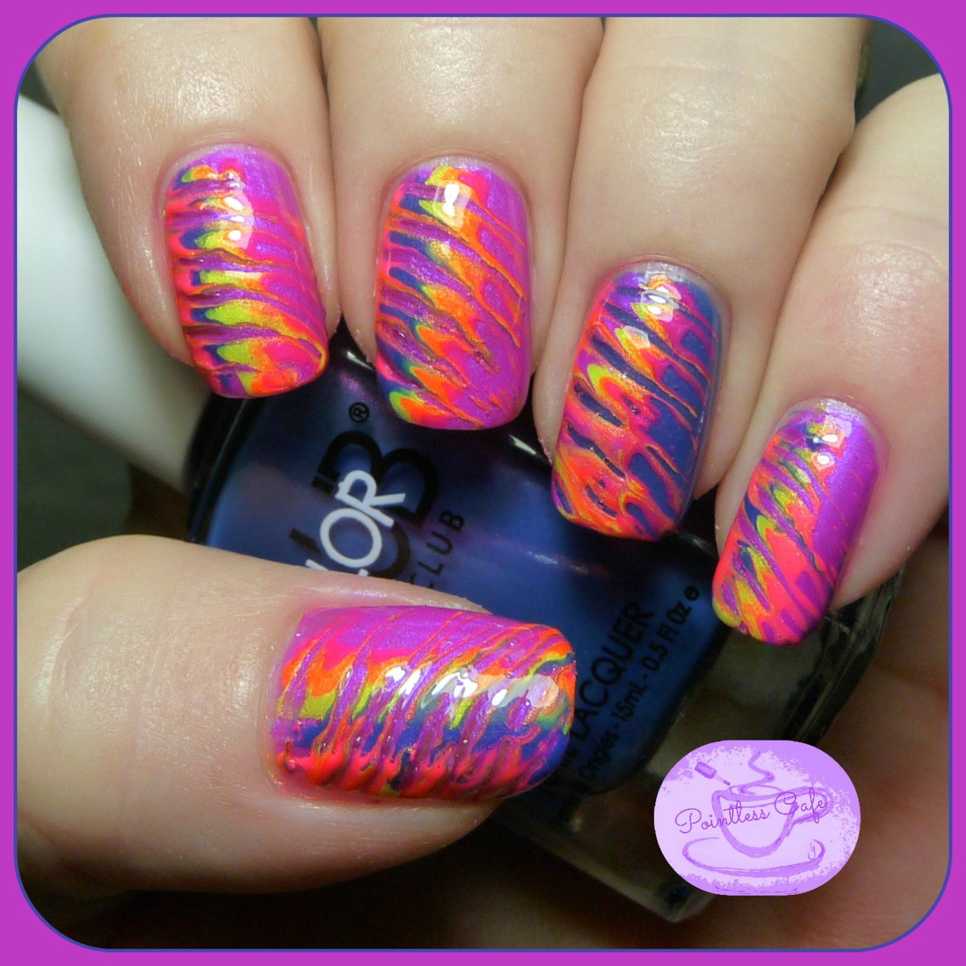 Cool nail designs with a toothpick easy nail designs art and design toothpicks nails toothpick nail art ideas easy view images prinsesfo Choice Image