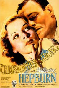 Christopher Strong (1933) Poster