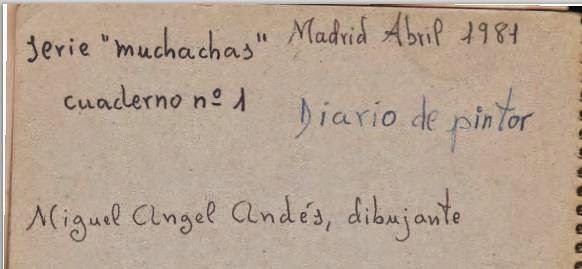 cuaderno nº1 para Amarneciendo
